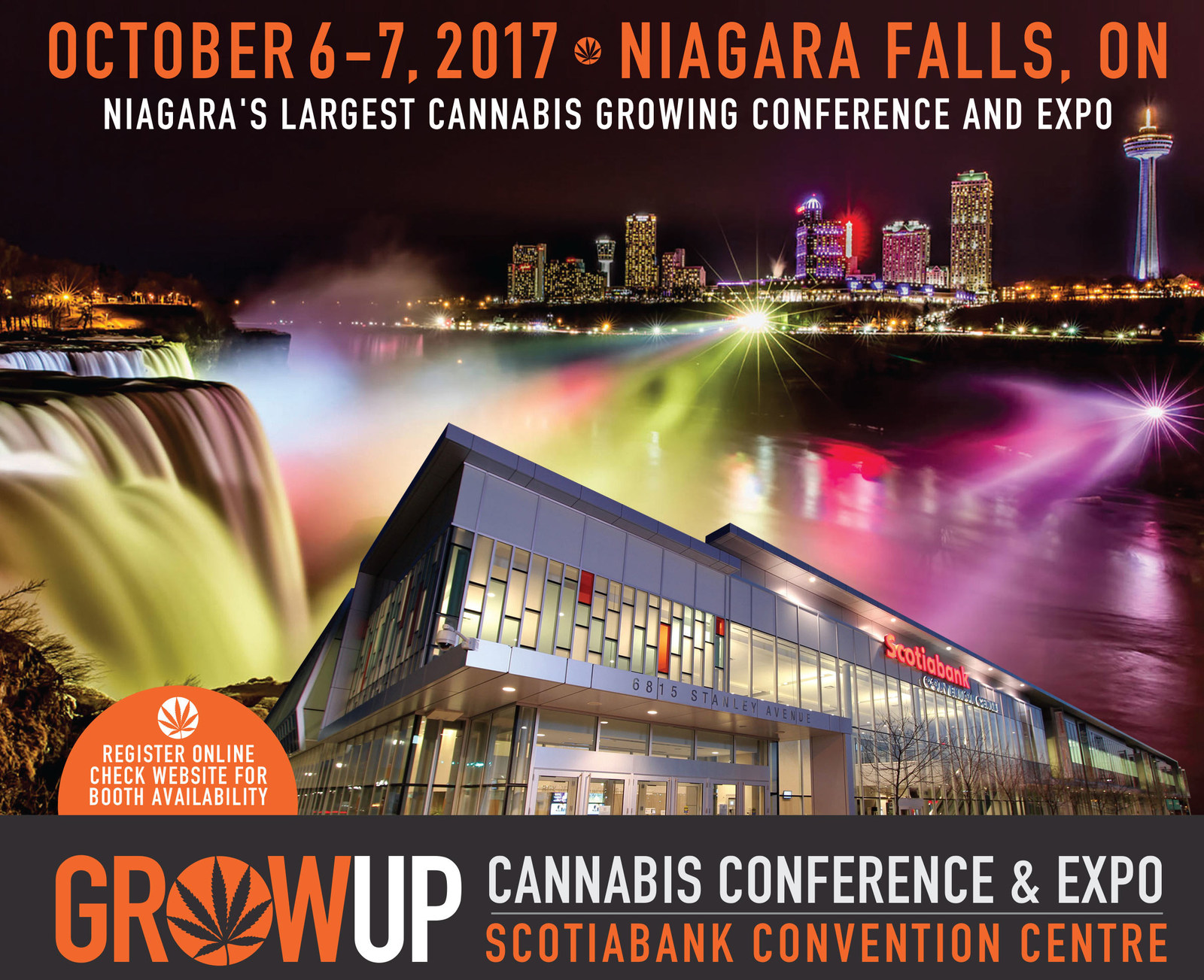 Grow Up Conference and Expo-Time to Grow Up- Canada