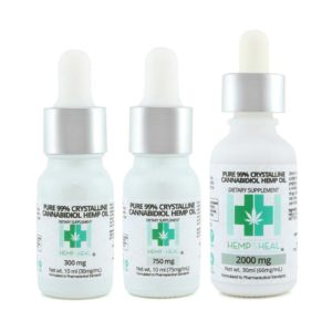 Pure 99 Crystalline Cannabidiol Hemp Oil
